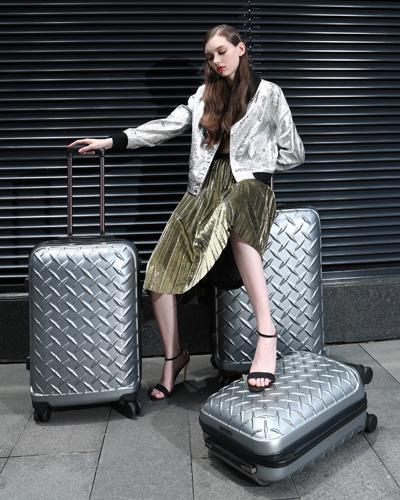 LE MAURICE & CO Suitcase Lille Collection