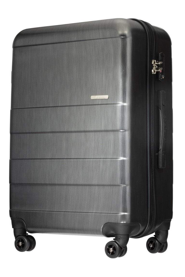 LE MAURICE Suitcase 20 / 53 CM / Brushed Charcoal Capsule