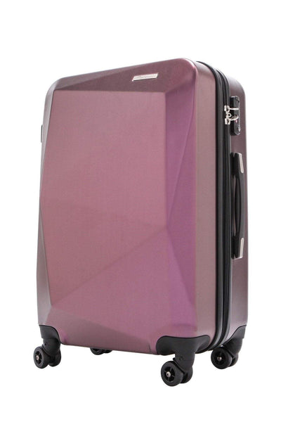 LE MAURICE Suitcase 20 / 56 cm / Amethyst Jewel