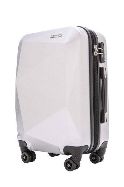 LE MAURICE Suitcase 20 / 56 cm / Silky Silver Jewel