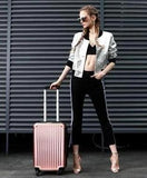 LE MAURICE Suitcase Ultralite Rose Gold