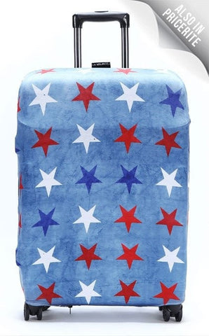 "LM TRAVEL SEASON Goodies 19-22"" Starry Blue Suitcase Cover 藍星彈力箱套"