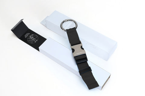 LM TRAVEL SEASON Goodies Garment Strap (Black) 行李衣物兩用帶 (黑色)