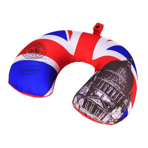 LM TRAVEL SEASON Goodies London Inflatable Pillow