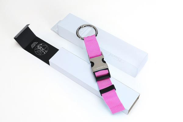 LM TRAVEL SEASON Goodies Magenta Garment Strap 行李衣物兩用帶