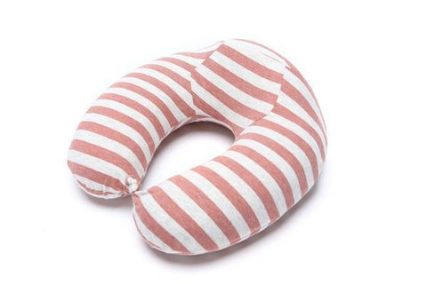 LM TRAVEL SEASON Goodies Red Stripe Memory Foam Travel Pillow 記憶棉旅行頸枕