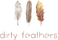 dirty feathers