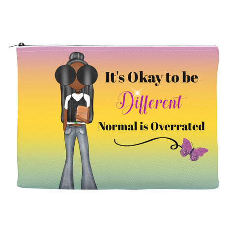 Normal is Overrated Accessory Bag