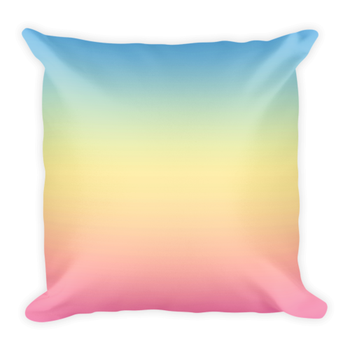 Cowgirl Square Pillow