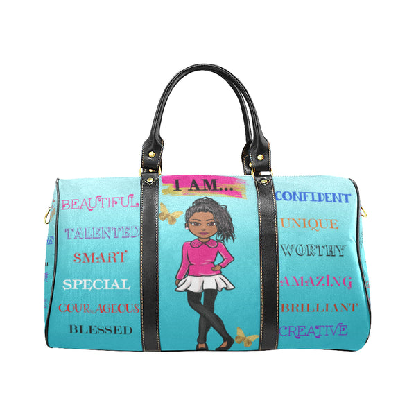 Positive Girl Waterproof Travel Bag-Small