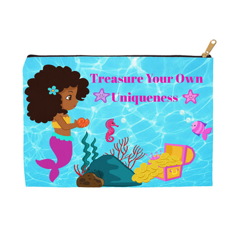 Mermaid Accessory Pouch