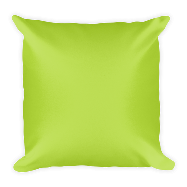 Brown Girl Squad Square Pillow