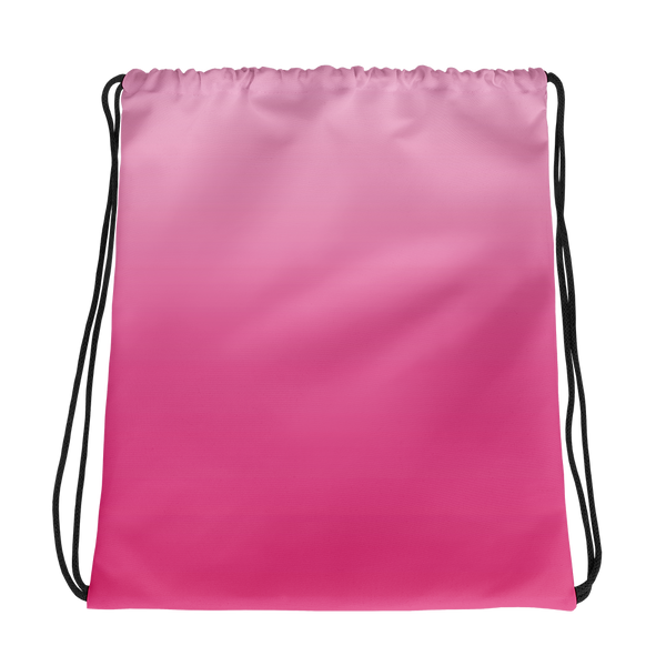 So Pretty Glamour Girl Drawstring bag