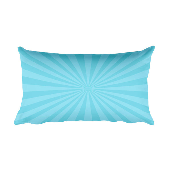 Girl Power Rectangular Pillow