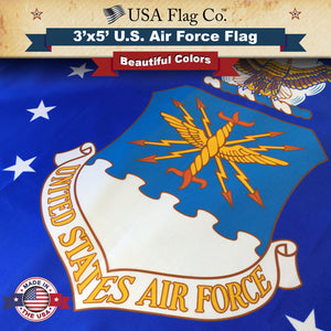 Best US Air Force Flag by USA Flag Co.