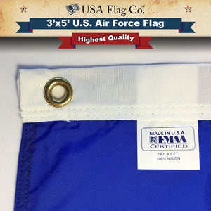 United States Air Force Flag 3x5