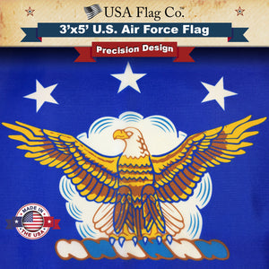 Air Force Flag 3x5 Foot