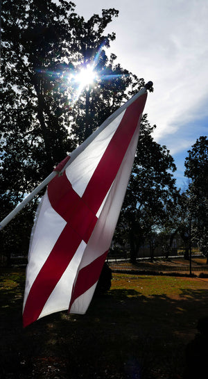 Alabama Flags by USA Flag Co.