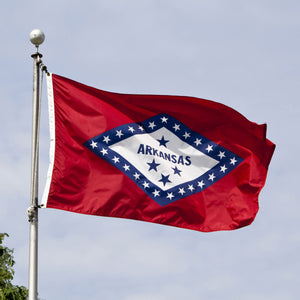 Arkansas Flags by USA Flag Co.