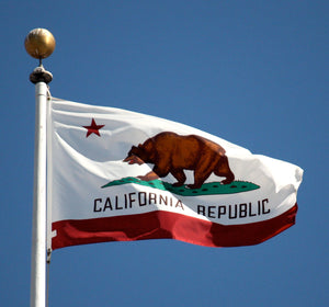 California Flags by USA Flag Co.