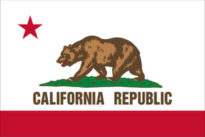 California Flag by USA Flag Co.