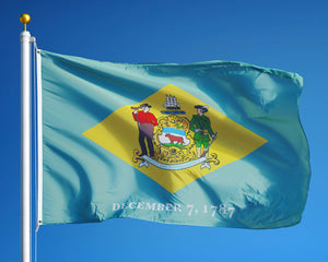 Delaware Flags by USA Flag Co.