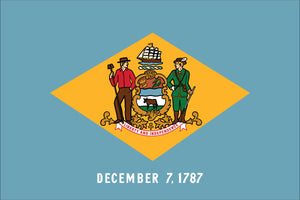 Delaware State Flag by USA Flag Co.
