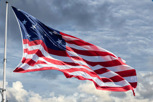 Fort McHenry Star Spangled Banner Flags by USA Flag Co.