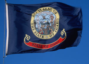 Idaho Flags by USA Flag Co.