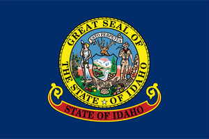 Idaho State Flag by USA Flag Co.