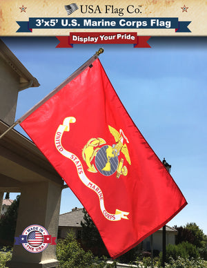 USMC Flags by USA Flag Co.