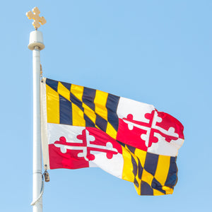 Maryland Flags by USA Flag Co.