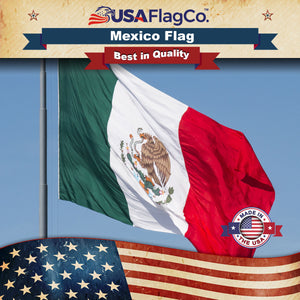Mexican Flag by USA Flag Co.