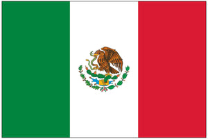 Mexico Flags by USA Flag Co.