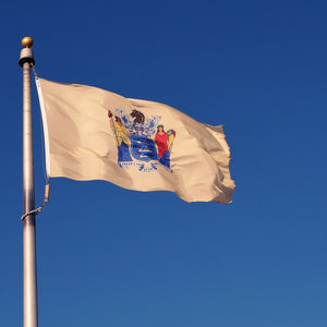New Jersey Flags by USA Flag Co.
