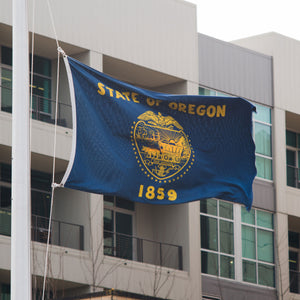 Oregon Flags by USA Flag Co.