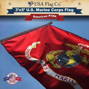 Marine Flags by USA Flag Co.