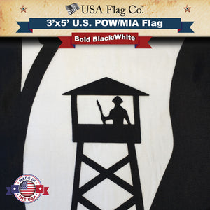 POW MIA Flag 3x5 Foot