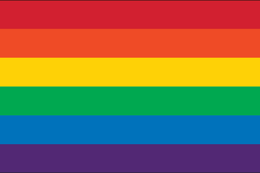 Rainbow Flag by USA Flag Co.