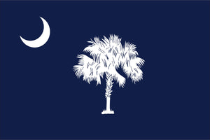 South Carolina State Flag by USA Flag Co.