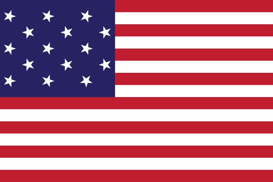 Fort McHenry Star Spangled Banner Flag by USA Flag Co.