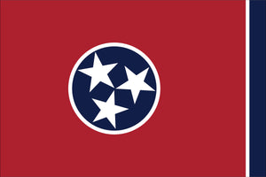 Tennessee State Flag by USA Flag Co.