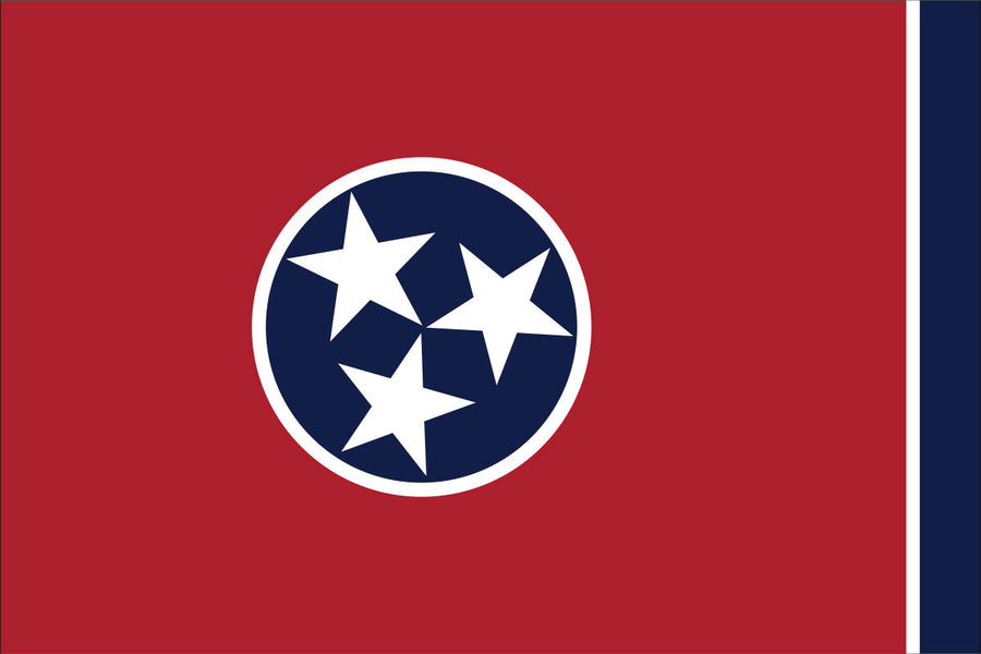 Tennessee Flag by USA Flag Co.