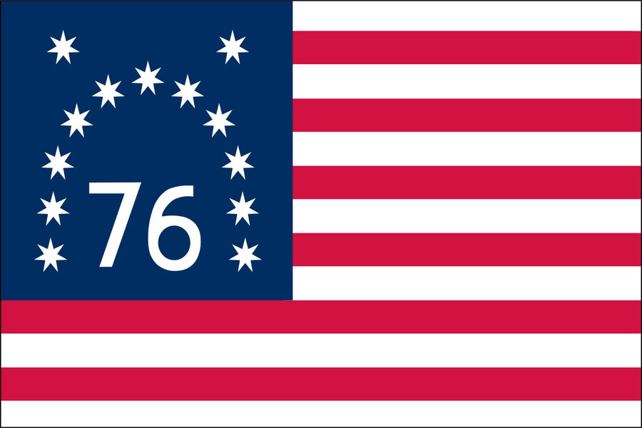 Bennington Flag by USA Flag Co.