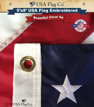 American Flags Made in the USA