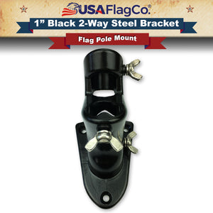 TITAN™ Stainless Steel Flag Pole Bracket