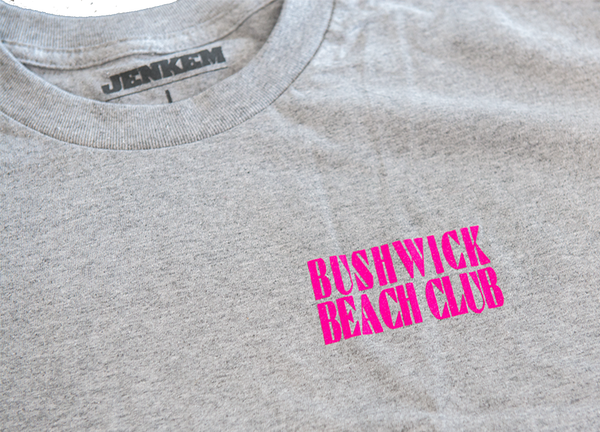 Bushwick Beach Club Tee
