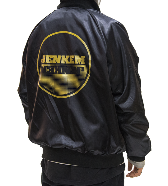 Delinquent Satin Jacket