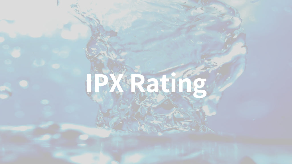 IPX International Rating