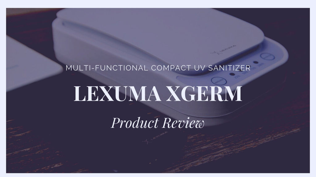 Multi-functional Compact UV Sanitizer - XGerm [Product Review]